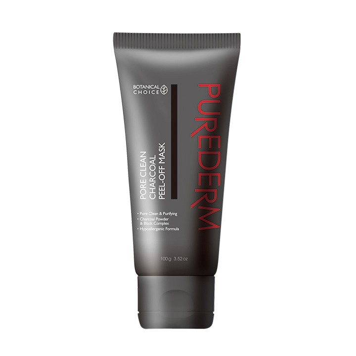Pore Clean Charcoal Peel Off Mask