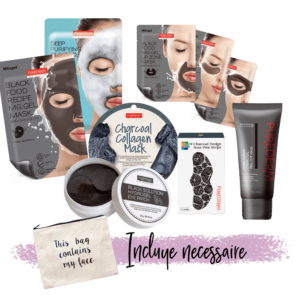 Purederm Set Black