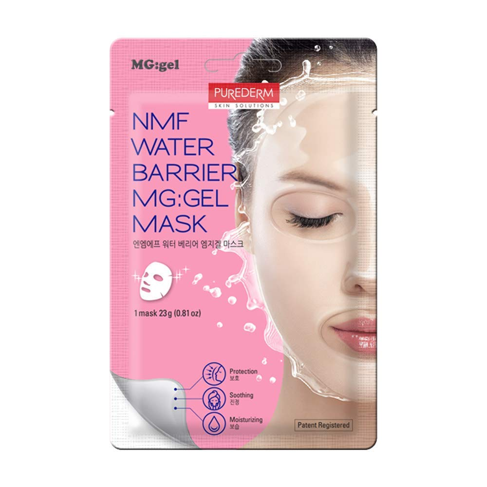 Water Barrier MG:GEL Mask