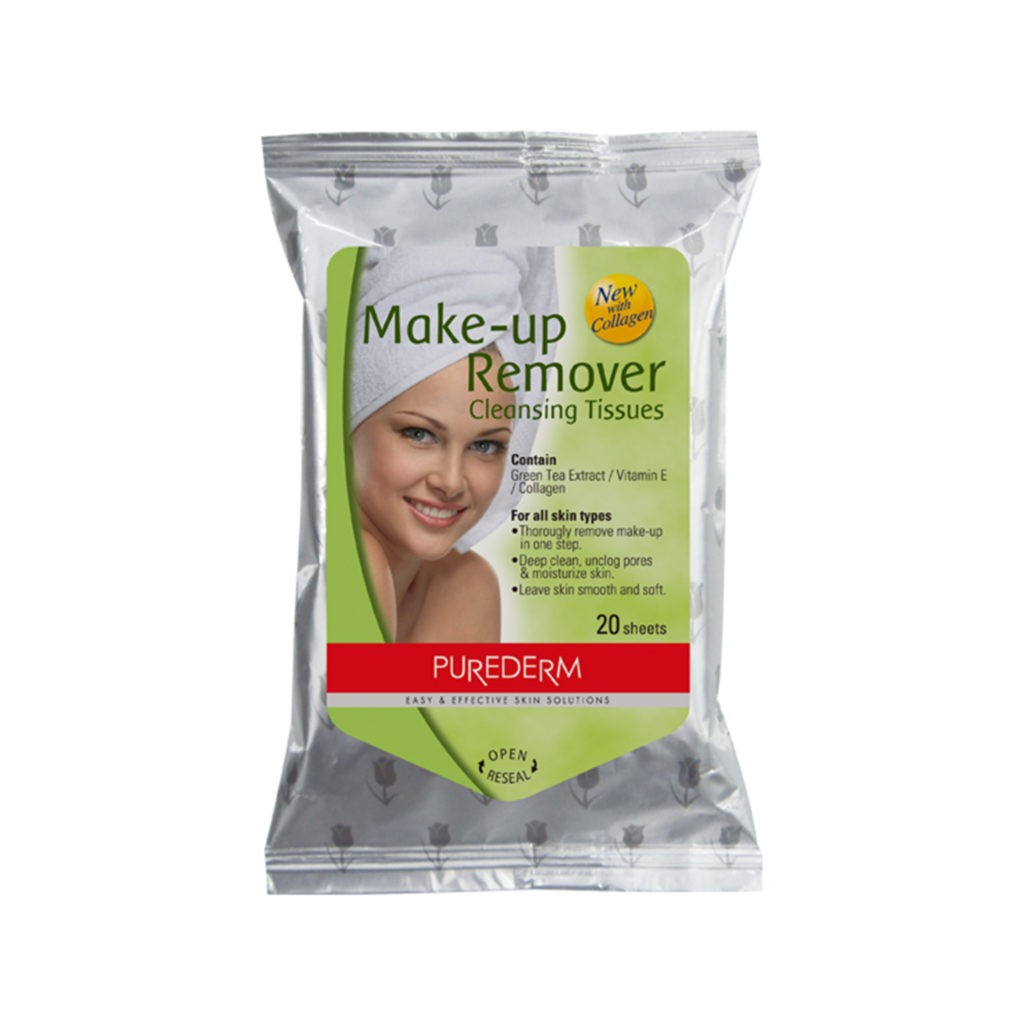 Makeup Remover Travel Tissues