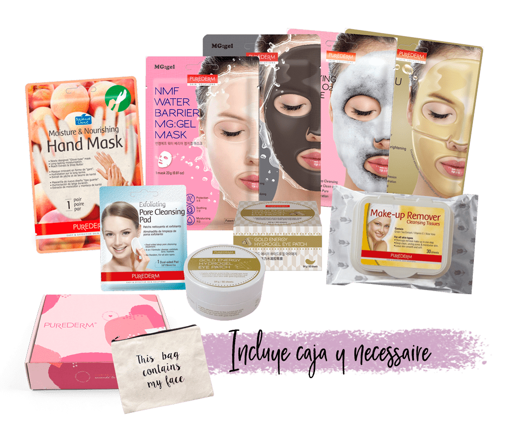 Set Bride Beauty Box