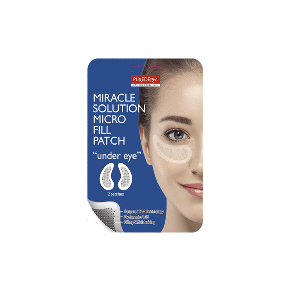 """Miracle Solution Micro Fill Patch """"under eye"""""""