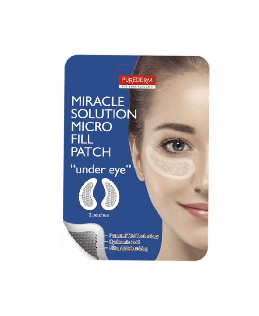 "Miracle Solution Micro Fill Patch ""under eye"""