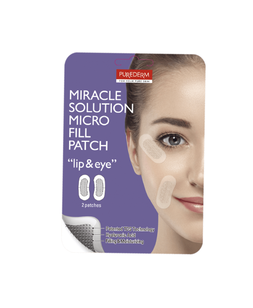 "Miracle Solution Micro Fill Patch ""lip & eye"""