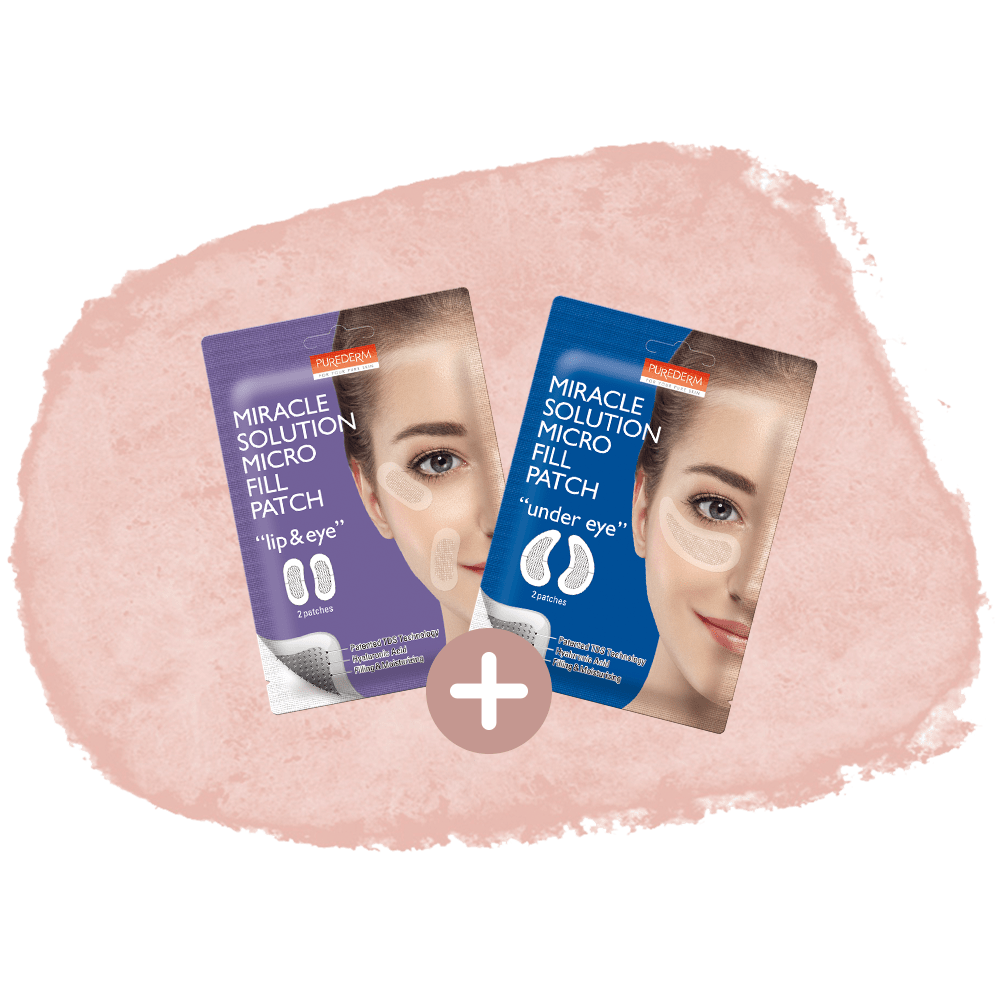 Combo Microneedling Patches