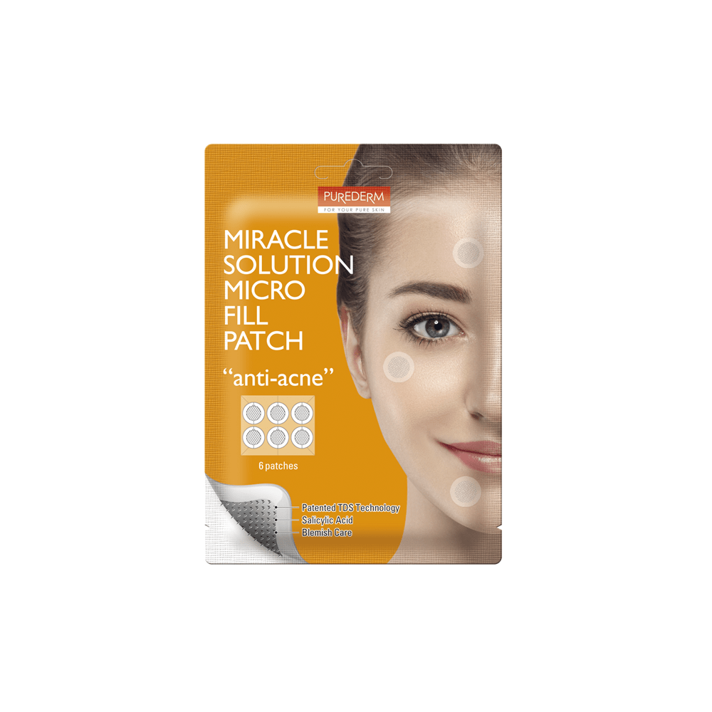 """Miracle Solution Micro Fill Patch """"anti-acne"""""""